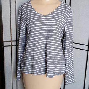 4/$10- Long Sleeve Blouse